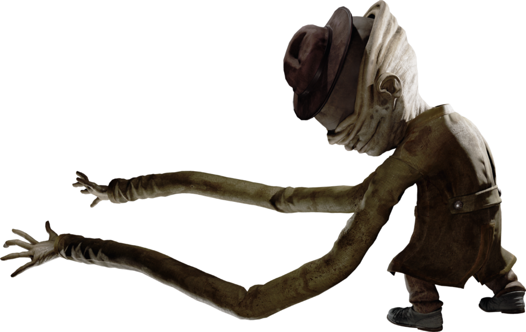 The Janitor from Little Nightmares