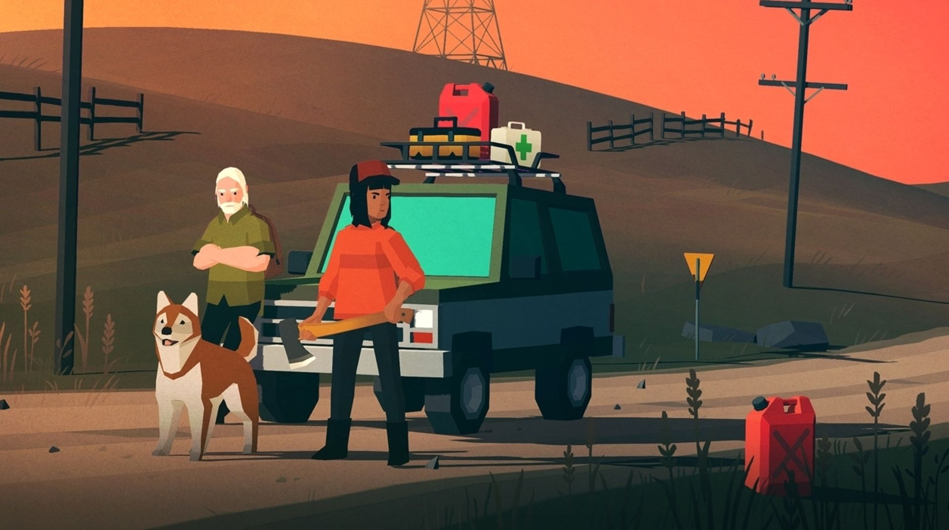 The Nintendo eShop has noteworthy discounts on indie games like Overland.