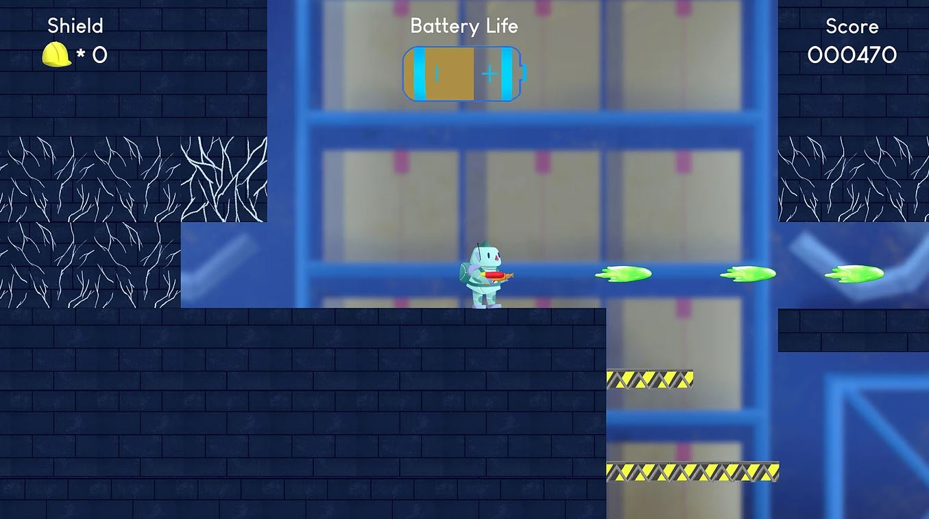 The fourth level in Toy Robot is by far the hardest.