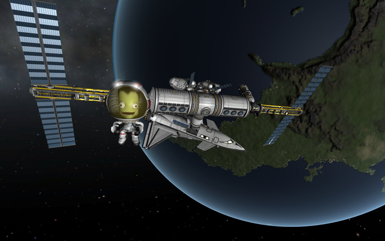Kerbal Space Program 2 offers the same science-based gameplay of the original... and the introduction of multiplayer!