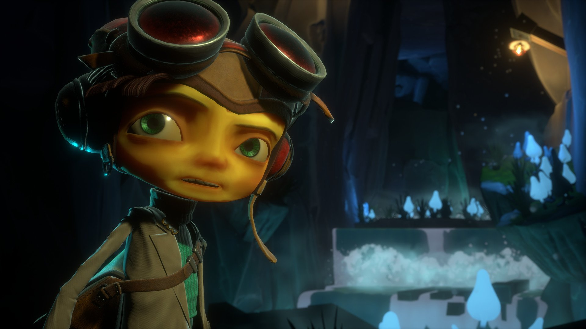 Join Raz and the gang on a new adventure in Psychonauts 2.