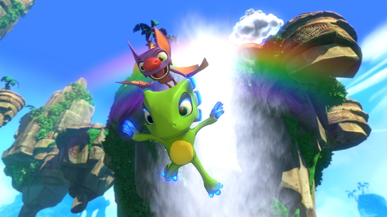 There are plenty of other family friendly indie games worth exploring including Yooka-Laylee!