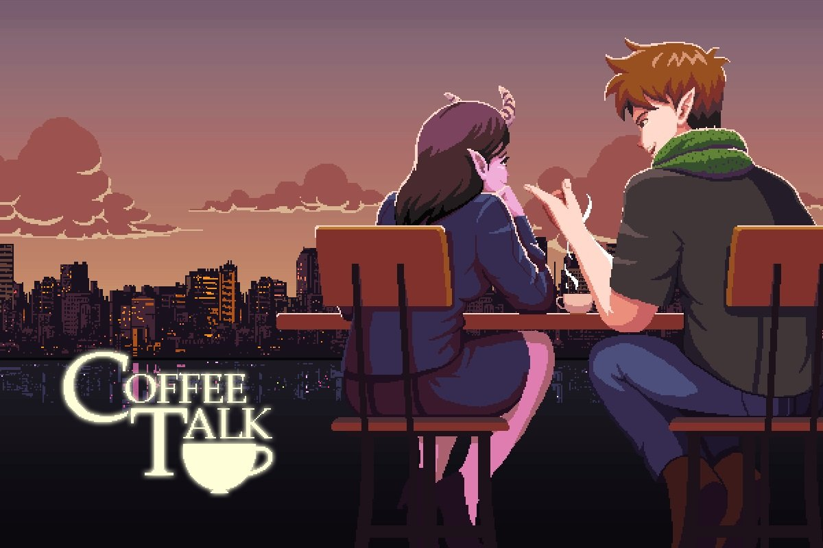 Pour a hot cup of coffee when you watch IOX as Coffee Talk is part of the show as well!